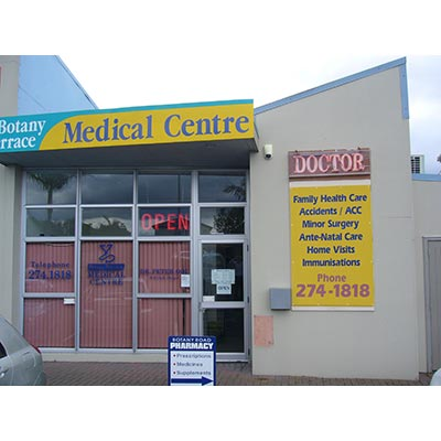 Botany Terrace Medical Centre